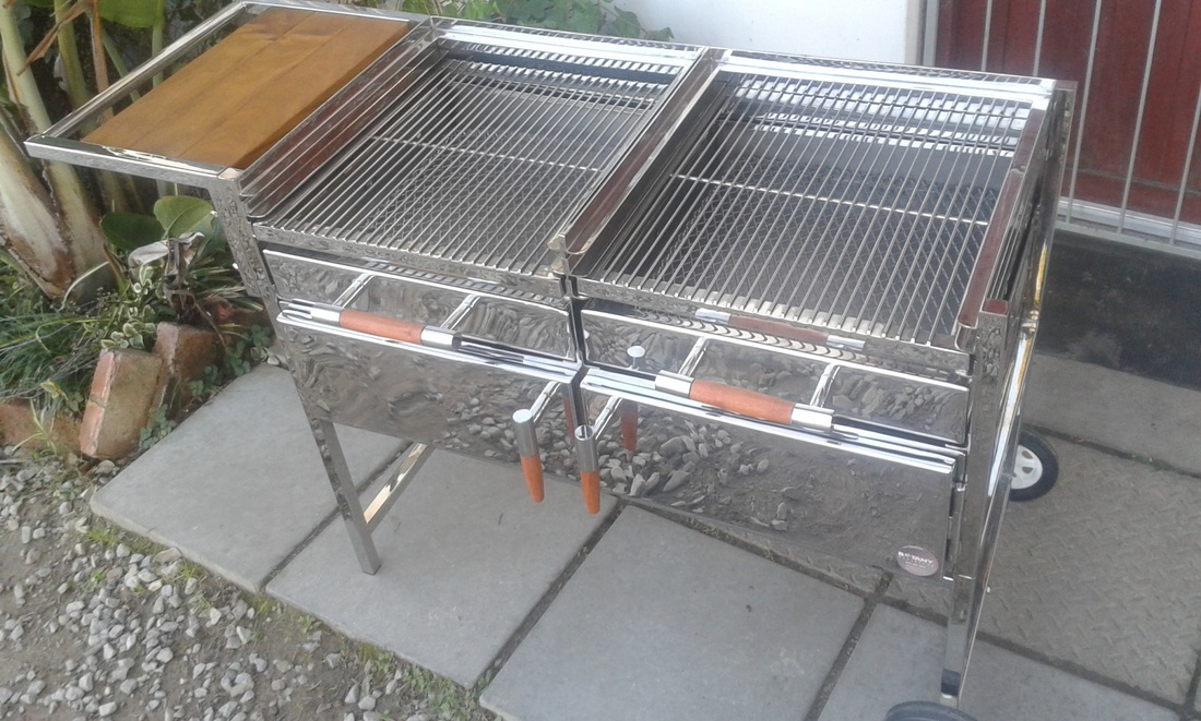 Portable Braai Stand Designs : High quality stainless steel braai and bbq products